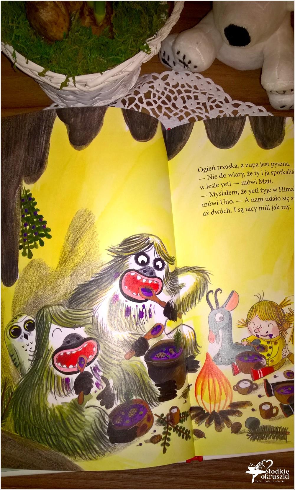 Yeti.Wyd. Zakamarki. Wspaniała książka dla dzieci (3)