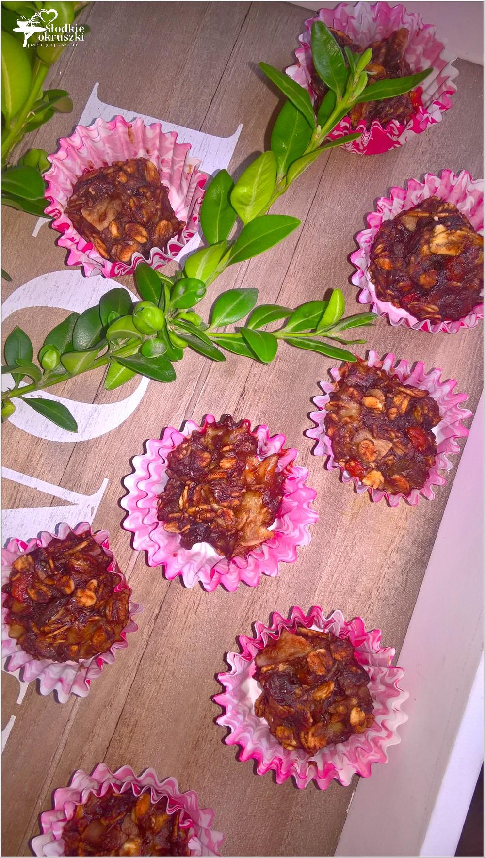 Dietetyczne ciasteczka musli (2)