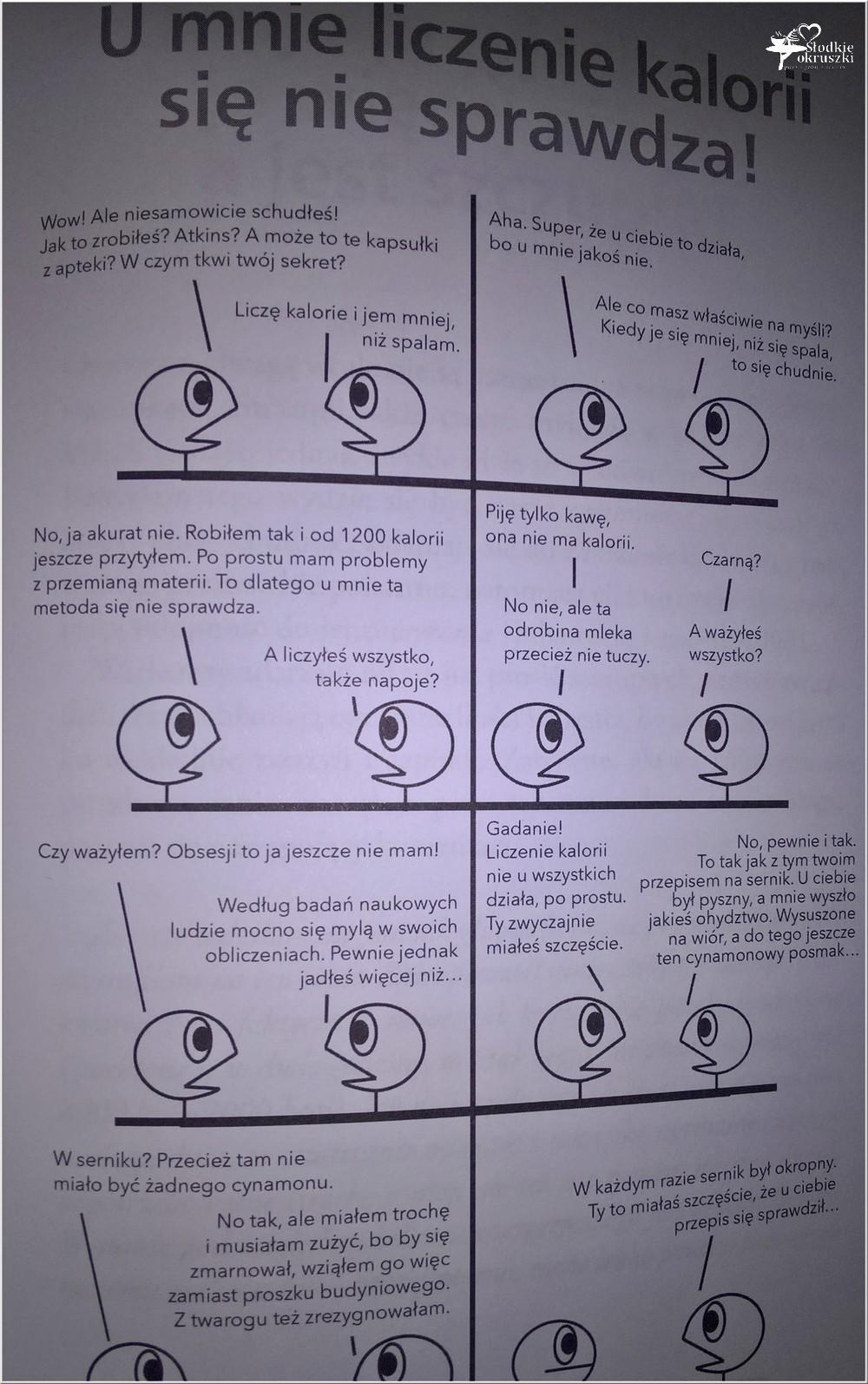 Kod idealnej wagi Recenzja (1)