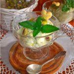 Domowe lody pistacjowe (bez maszynki)