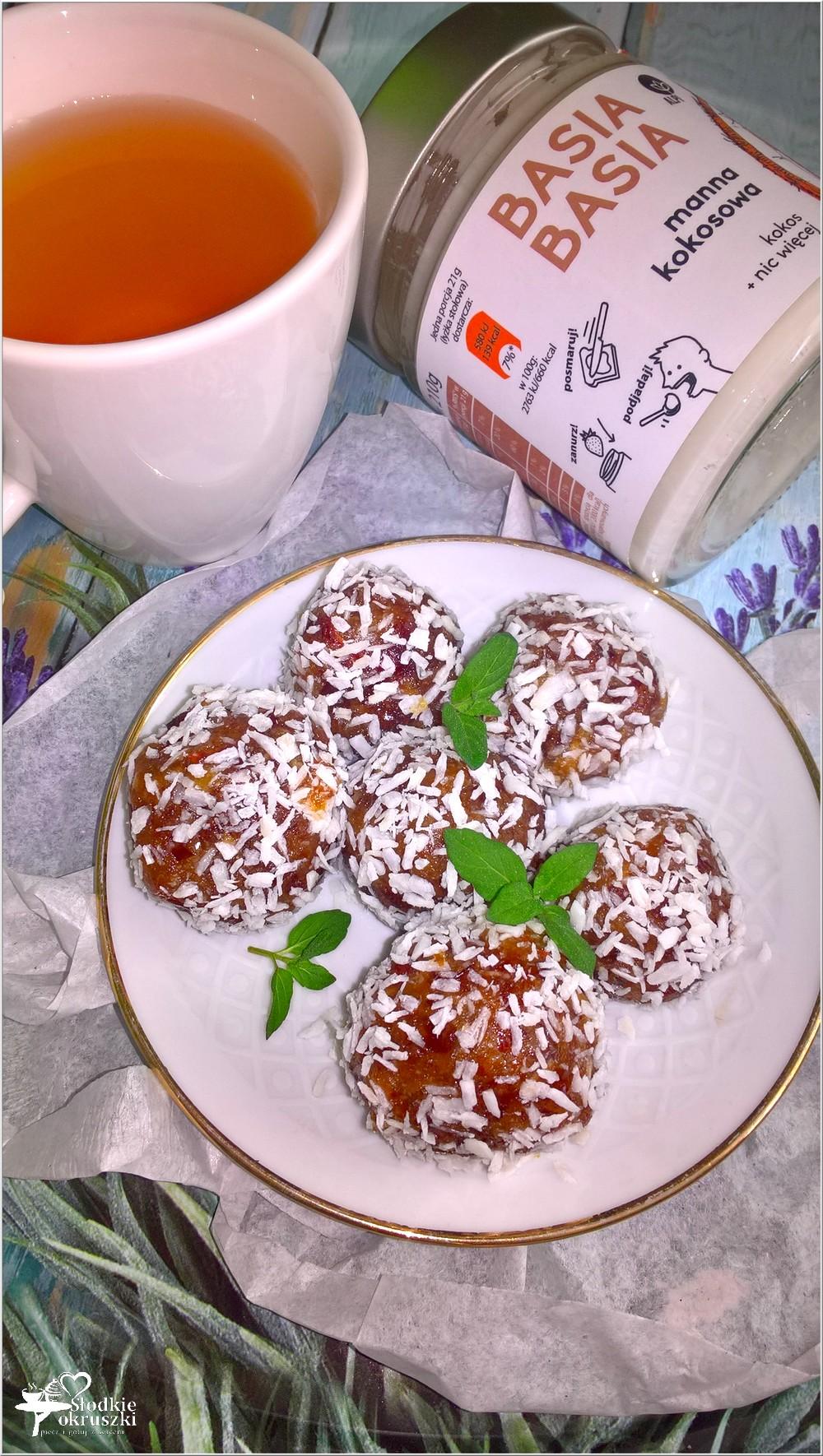 Bardzo kokosowe kuleczki daktylowe (na mannie kokosowej) (1)