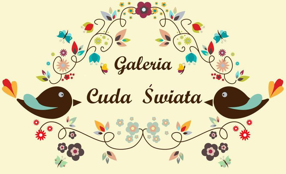 Galeria Cuda Śwata logo