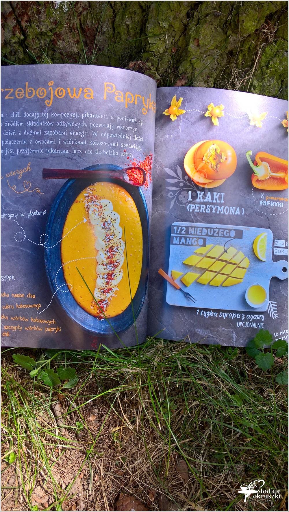 Siła smoothies - recenzja + przepis na Księżniczkę Arbuzję (4)