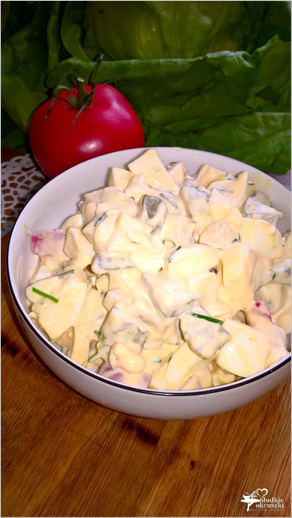 Wyrazista w smaku sałatka z sosem musztardowo-chrzanowym (3)