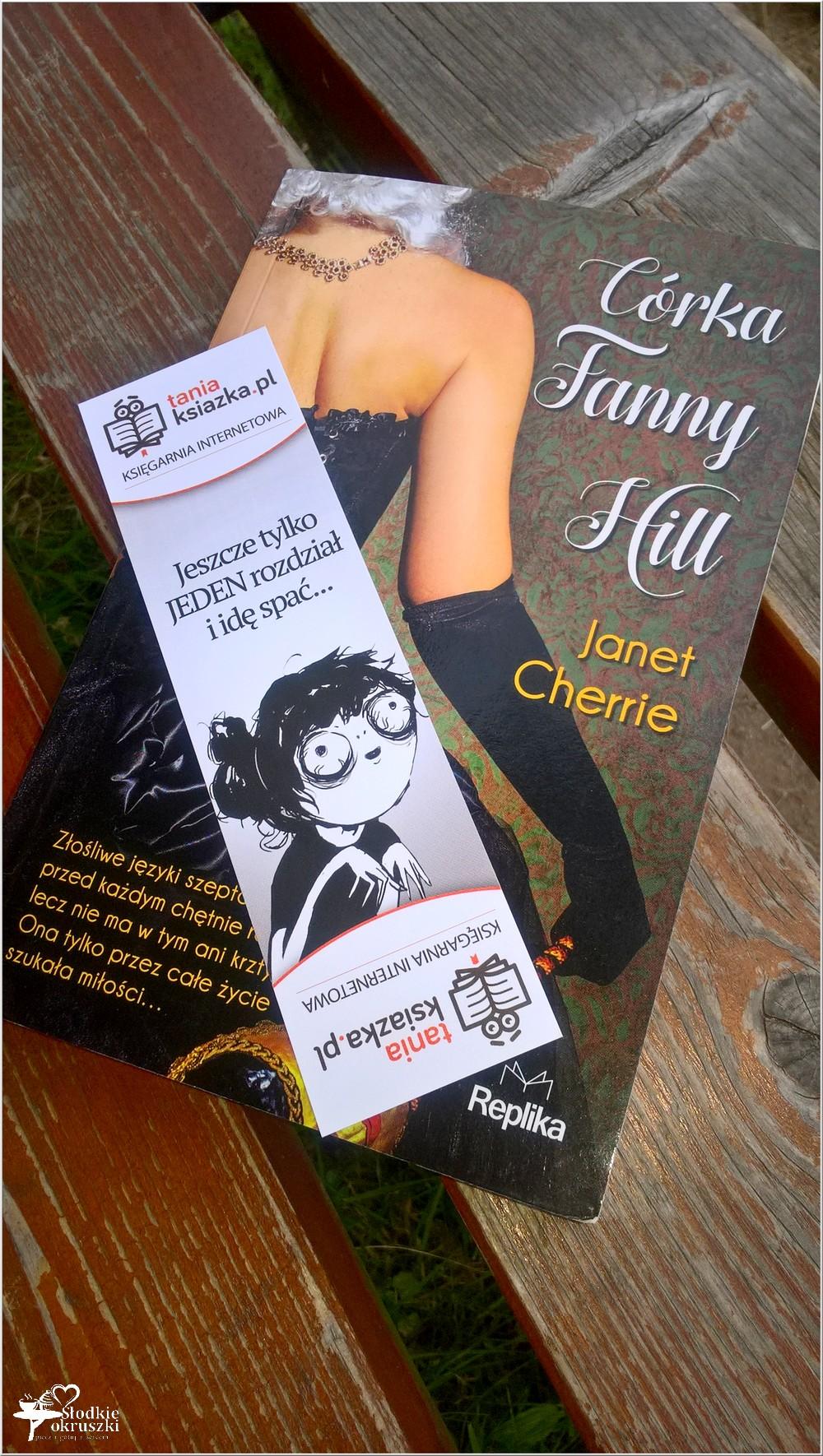 Córka Fanny Hill. Janet Cherrie (2)