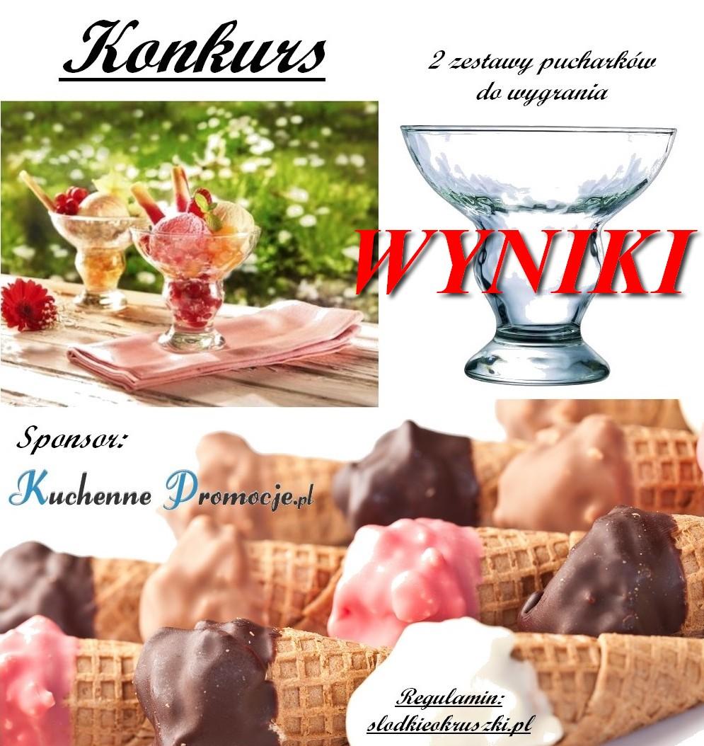 KONKURS z Kuchenne Promocje WYNIKI