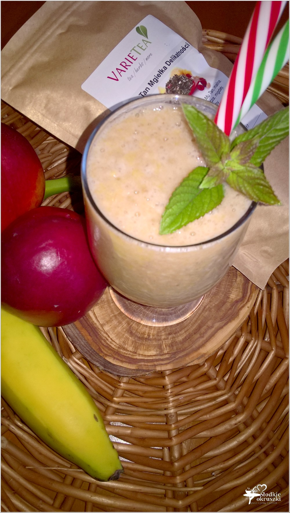 Letnie herbaciano-owocowe smoothie (3)