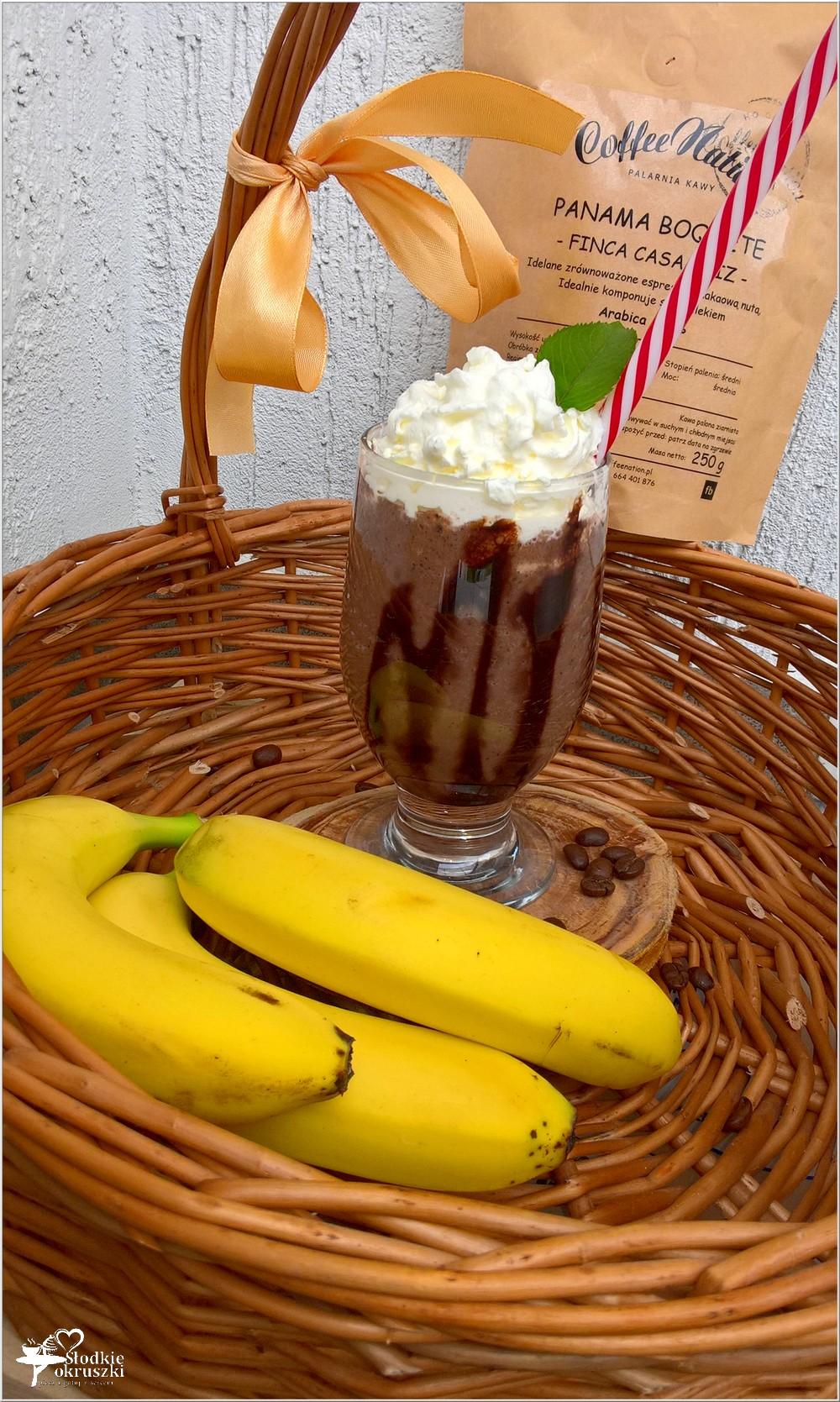 Letnie przebudzenie - kawa daktylowo bananowa (2)
