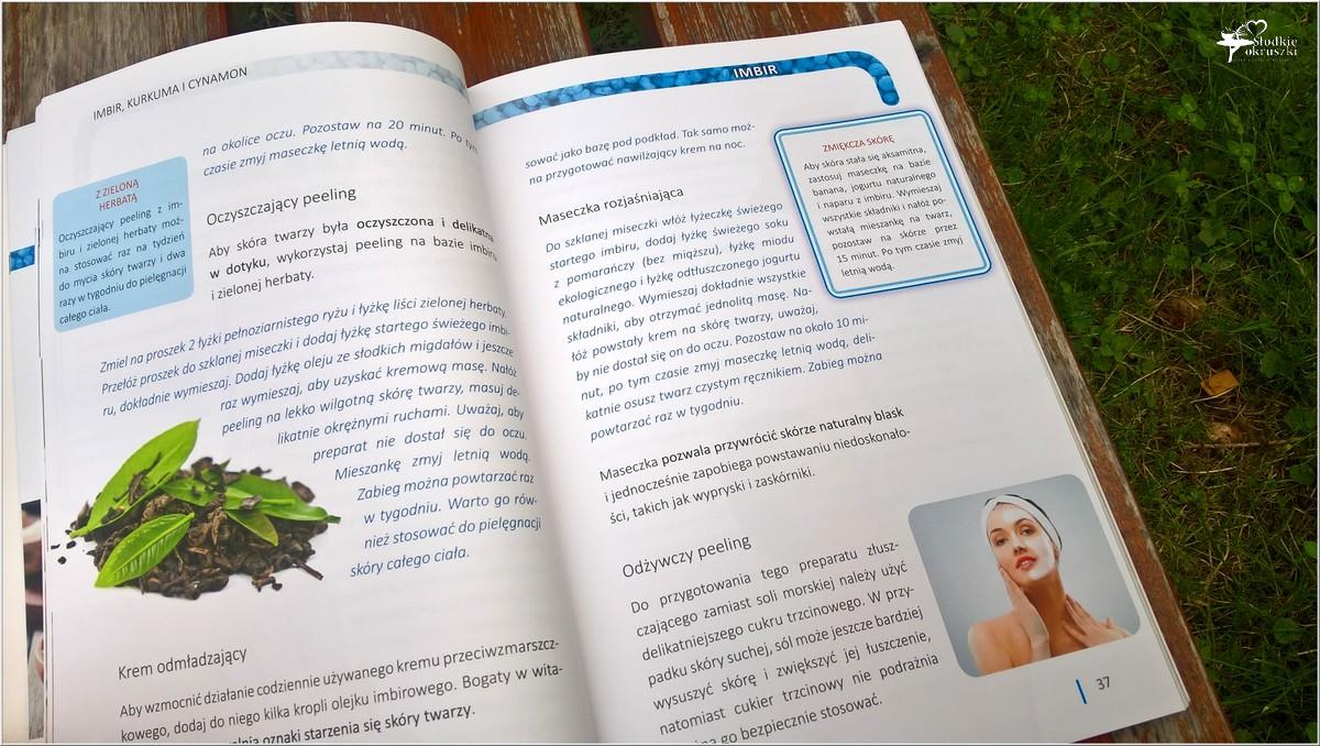 Aromatyczne przyprawy. Imbir, kurkuma, cynamon (4)