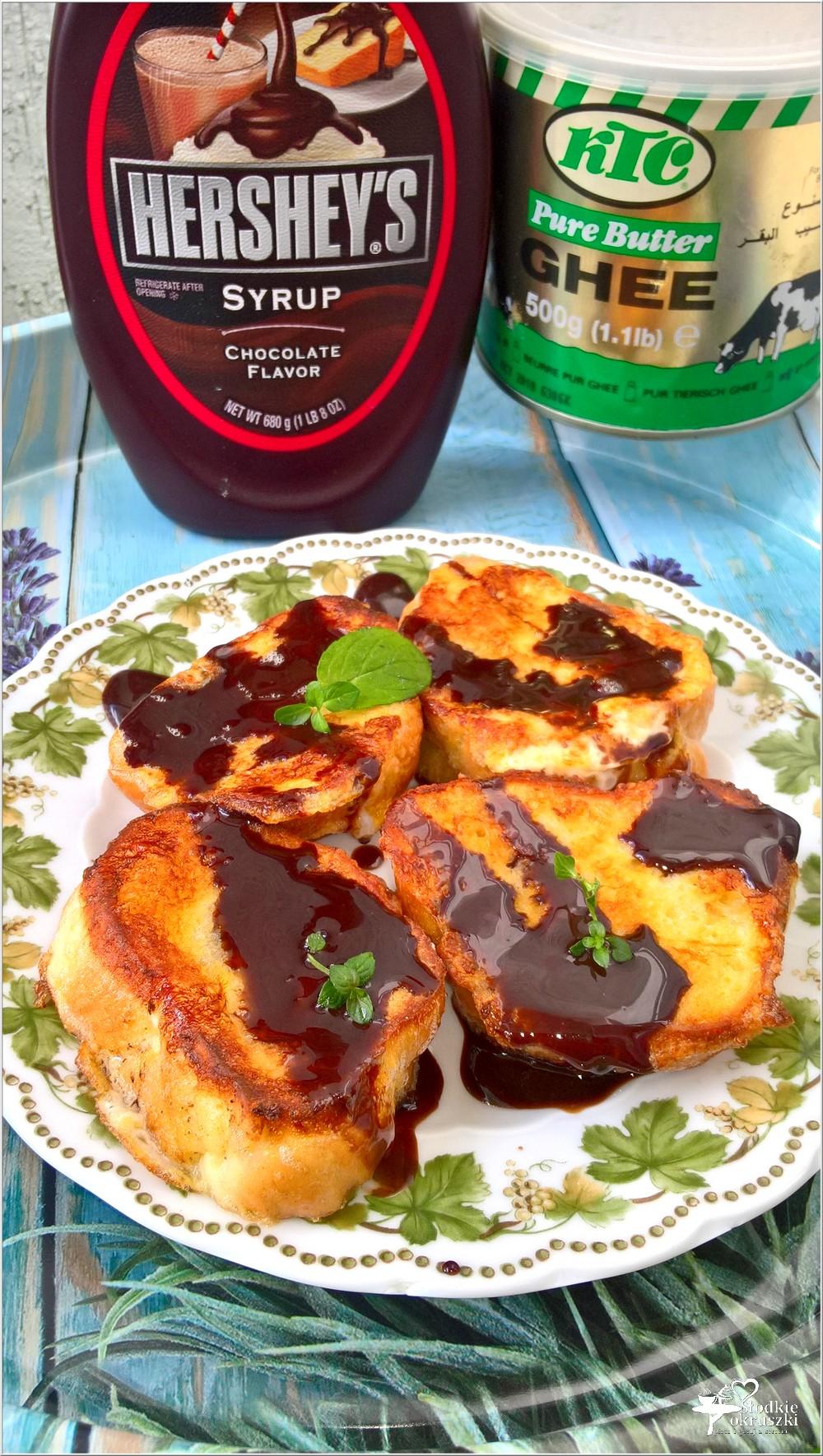 Francuskie tosty z pomarańczowo-czekoladowym akcentem (2)