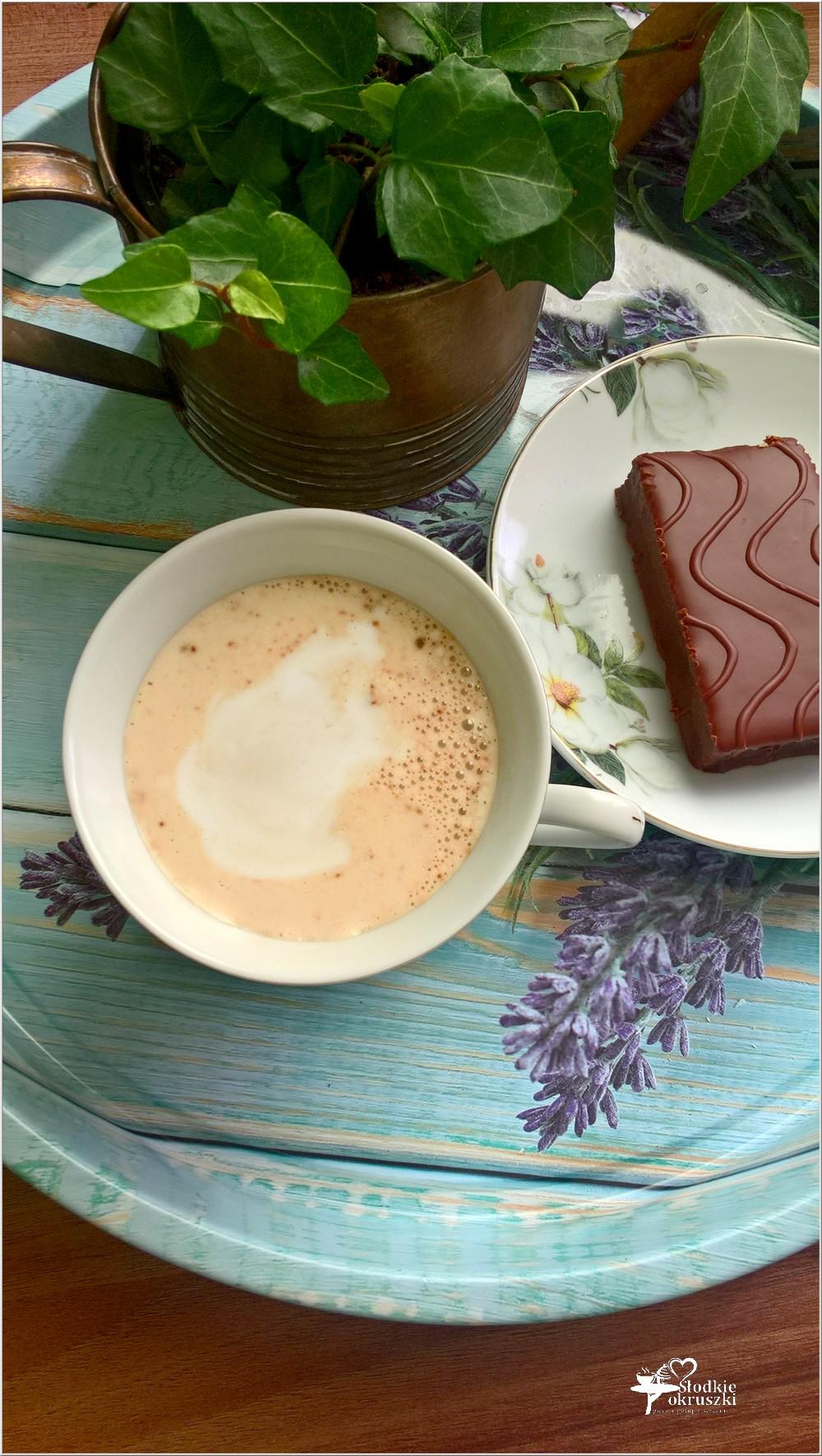 Kokosowa kawa a la rafaello