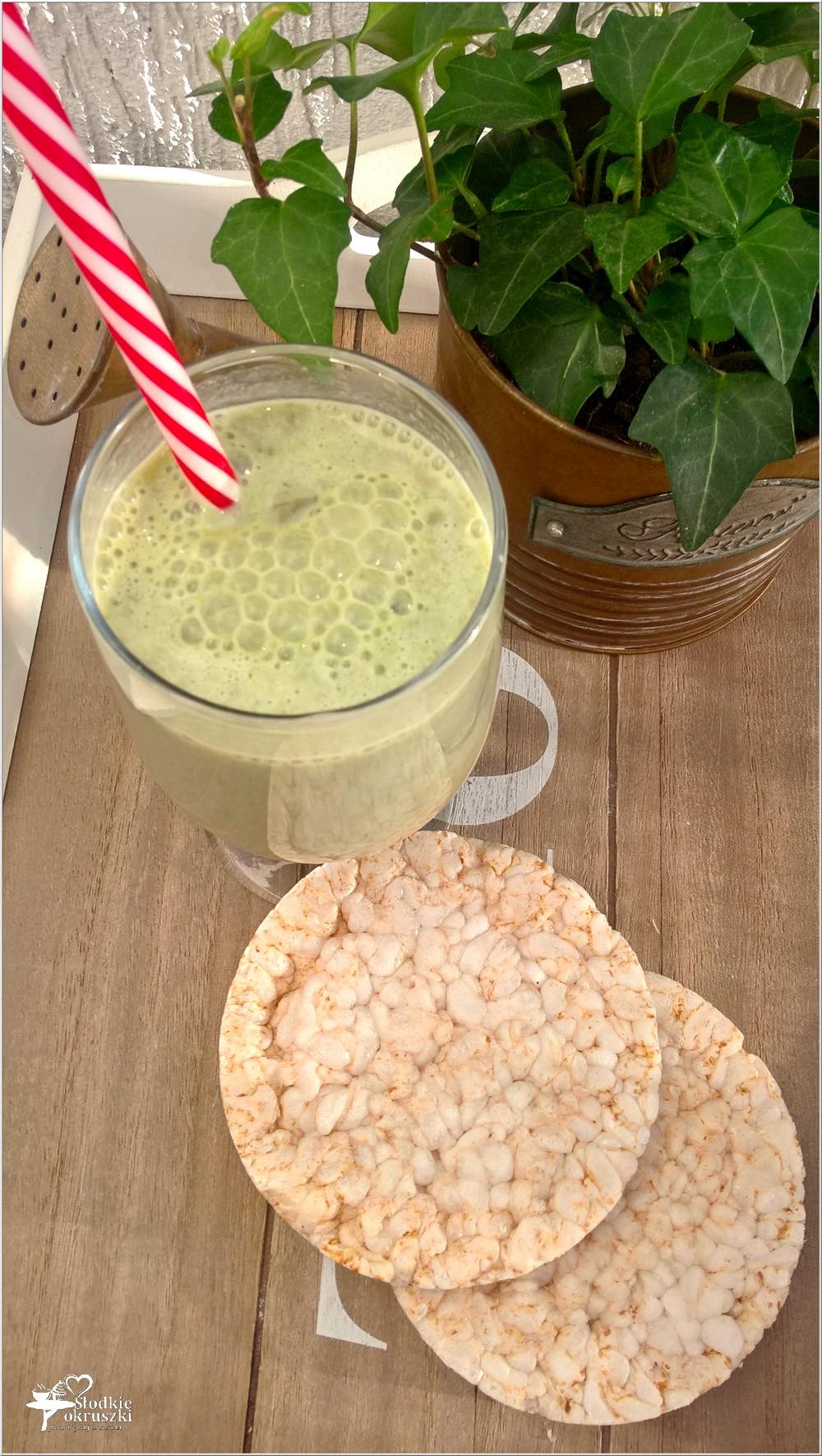 Matcha smoothie - na dobry dzień (2)