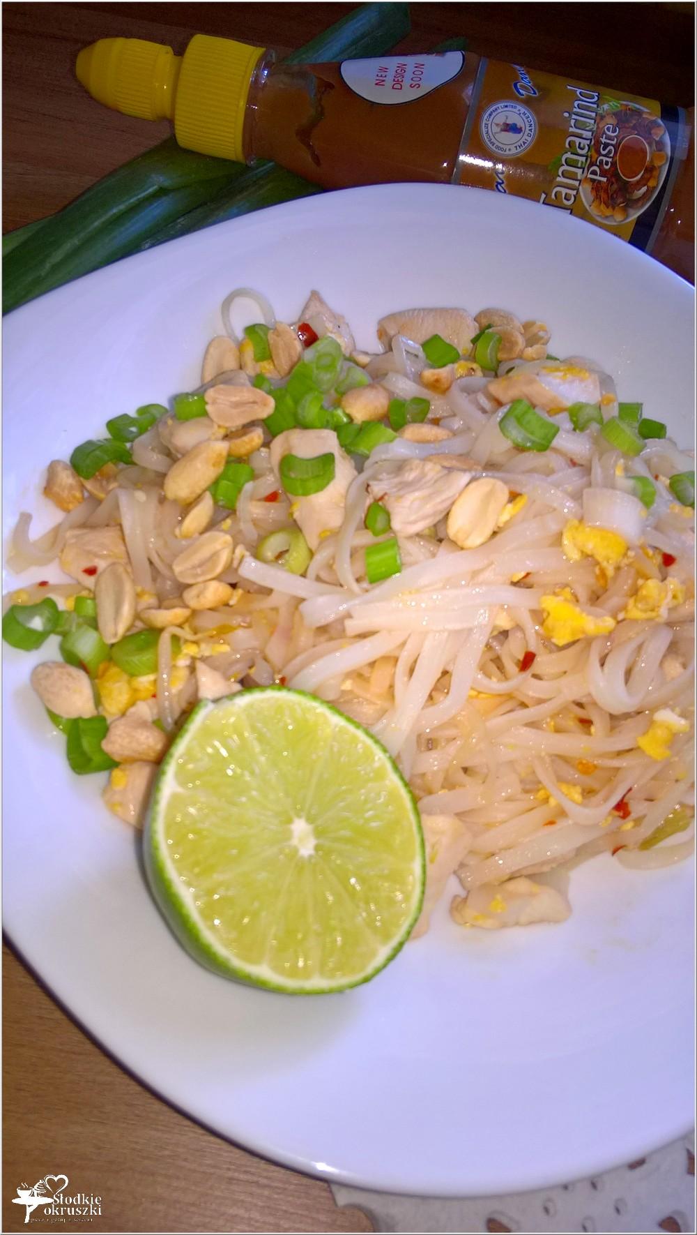 Pad Thai z kurczakiem (4)