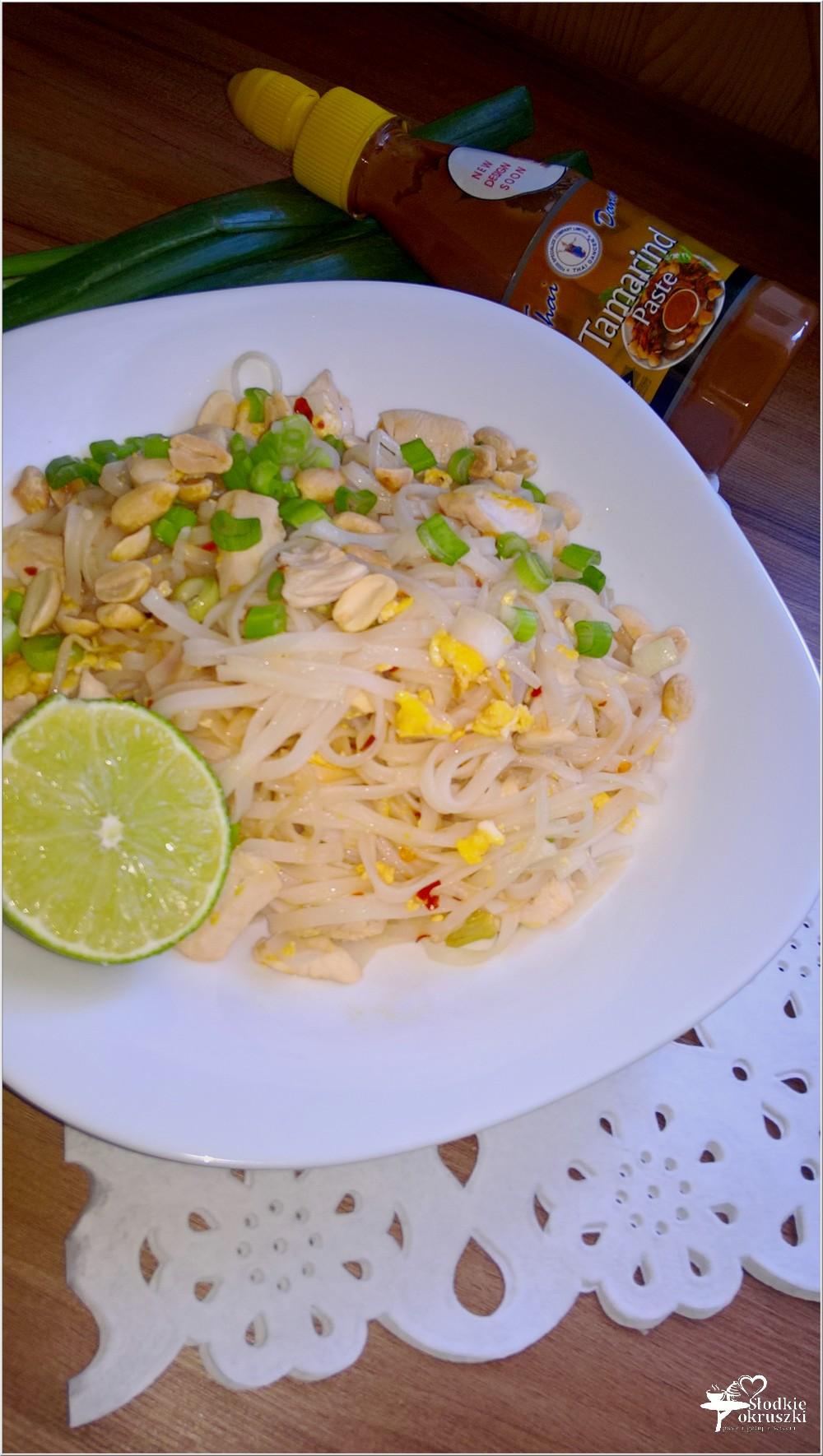 Pad Thai z kurczakiem (5)
