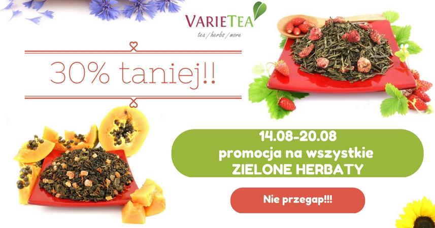 varieTea promocja