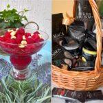 Czerwony mus z buraczkiem, jabłkiem i malinami. I kilka słów o Foods by Ann.