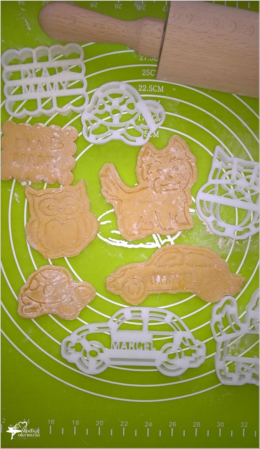 Delikatnie pomarańczowe ciasteczka i KONKURS z Protonik (2)