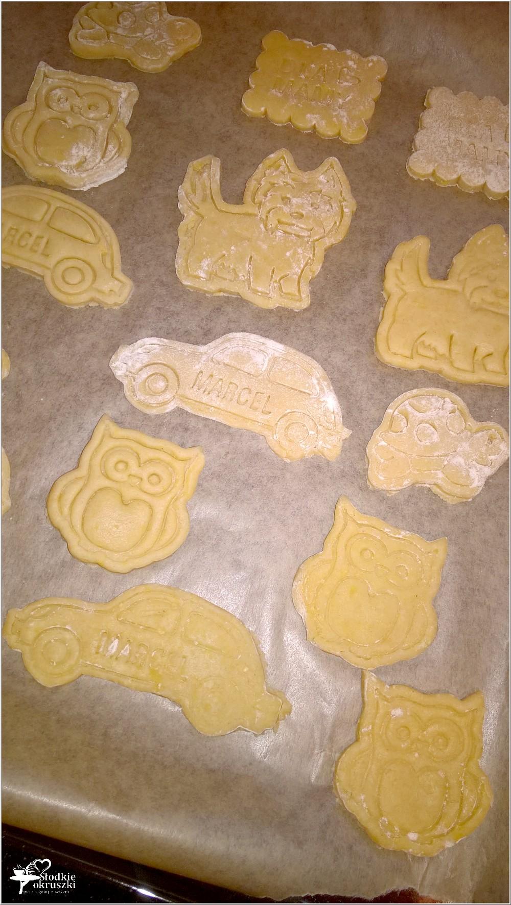 Delikatnie pomarańczowe ciasteczka i KONKURS z Protonik (7)