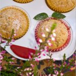 Limonkowe muffinki do kubka gorącego kakao