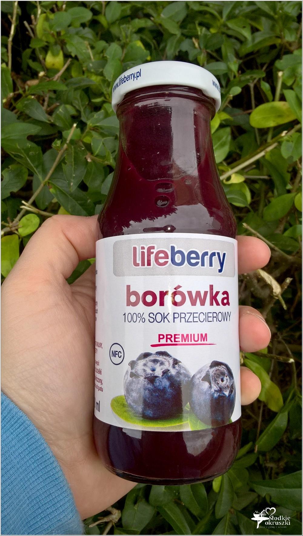 Zdrowo, naturalnie, smacznie. Lifeberry 100% sok przecierowy (2)