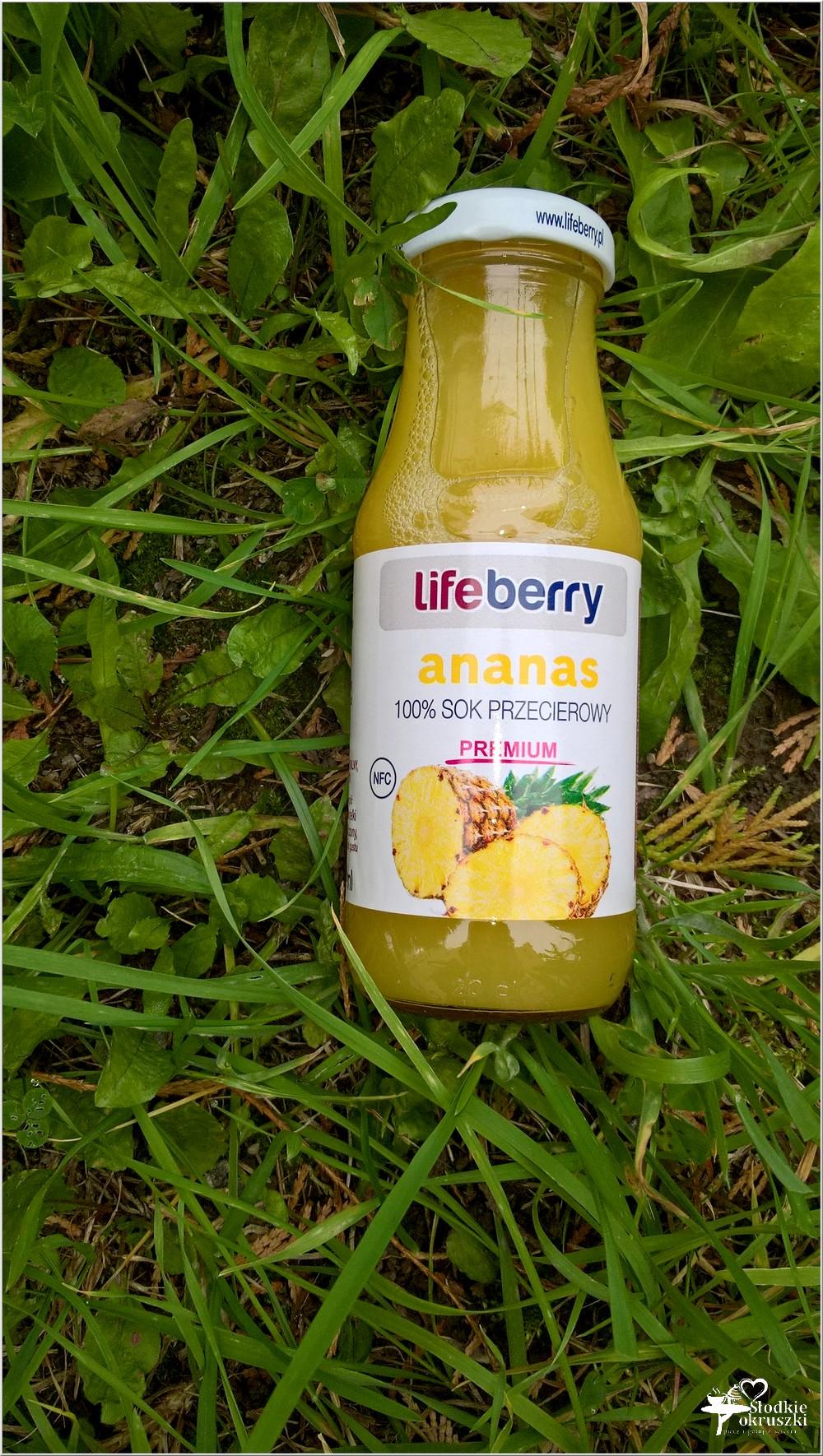 Zdrowo, naturalnie, smacznie. Lifeberry 100% sok przecierowy (3)