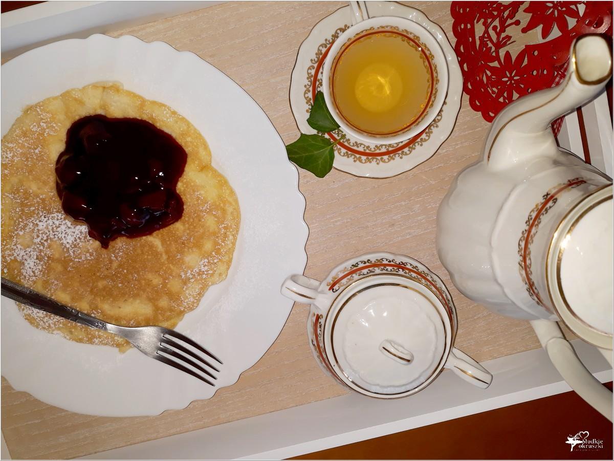 Omlet biszkoptowy z cynamonową nutą (2)