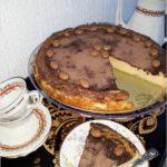 Sernik kawowe amaretto