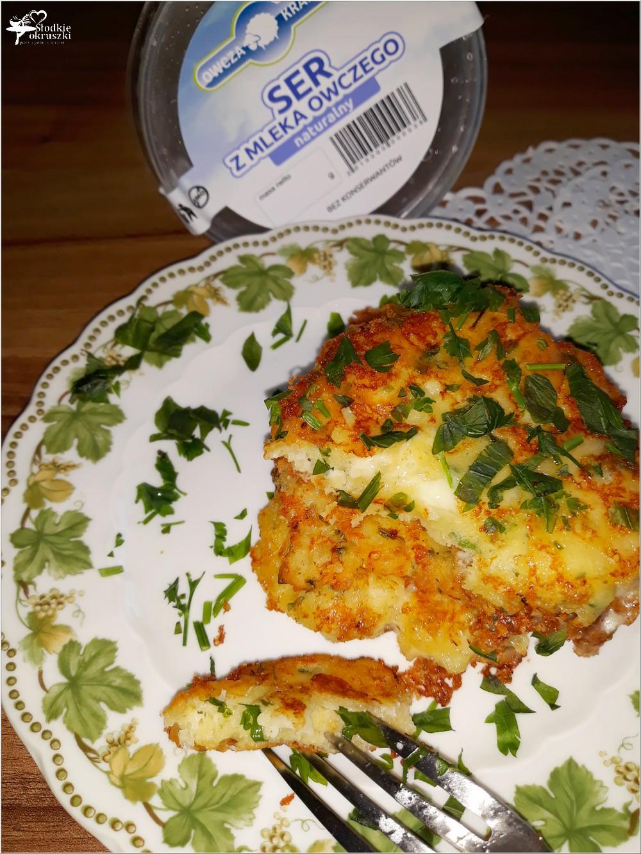 Wytrawne placuszki z kozim serem od Owcza Kraina (3)