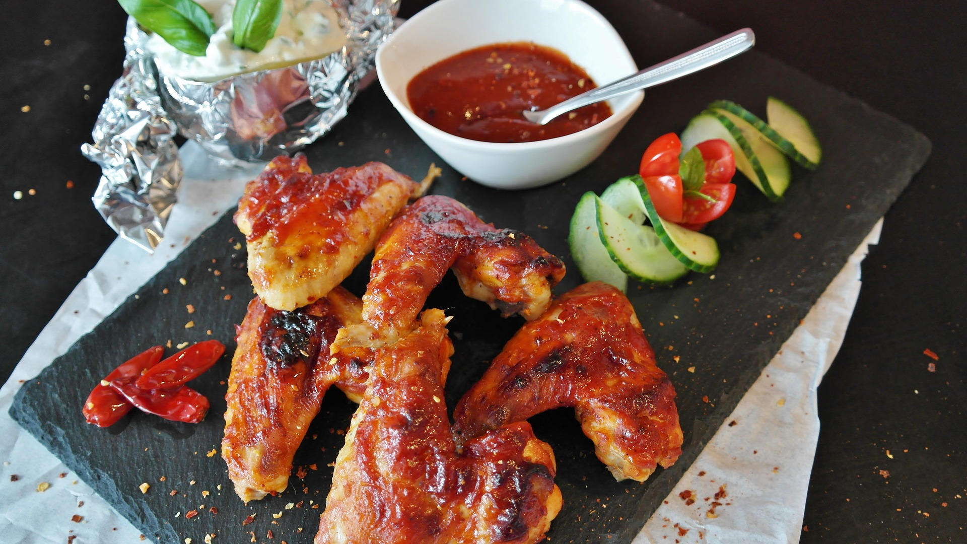 skrzydelka z kurczaka (2)