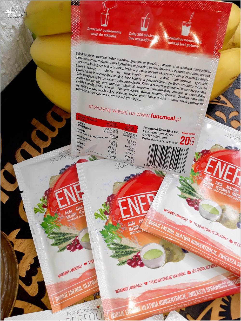 Funcmeal Superfoods Drink. Zdrowo i naturalnie (3)