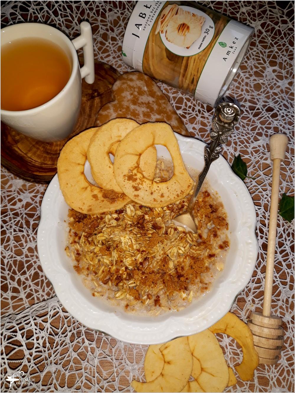 Piernikowa owsianka śniadaniowa (3)