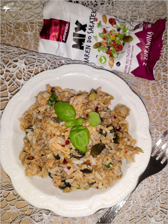 Szybka sałatka z ryżem i mixem ziaren (3)
