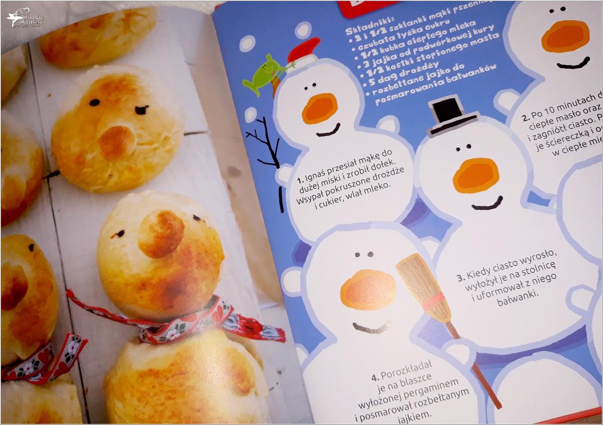 Ignaś Ziółko gotuje. Przygoda u Świętego Mikołaja. Recenzja (4)