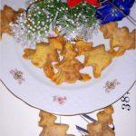 Kruche piernikowe ciasteczka