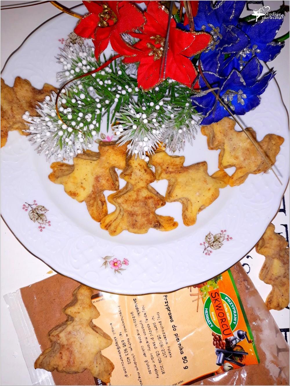 Kruche pierniczkowe ciasteczka (3)