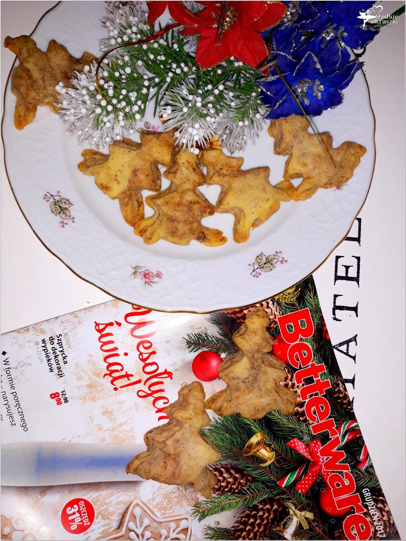 Kruche pierniczkowe ciasteczka (5)