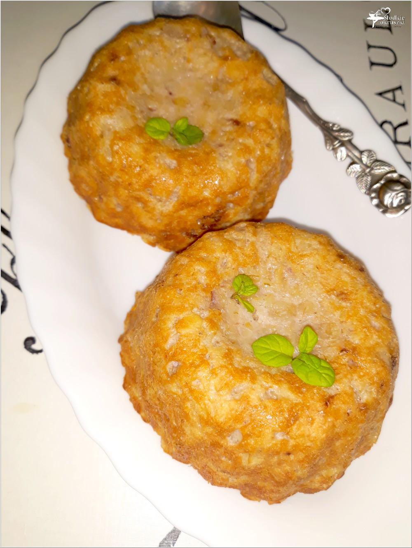Owsiane babeczki z konfiturą truskawkową (3)