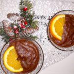 Prosty deser czekoladowy z piernikową nutą