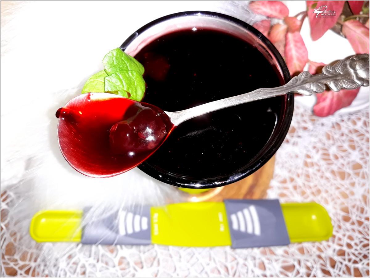 Rozgrzewający deser wiśniowy z podchmielonymi wisienkami (5)