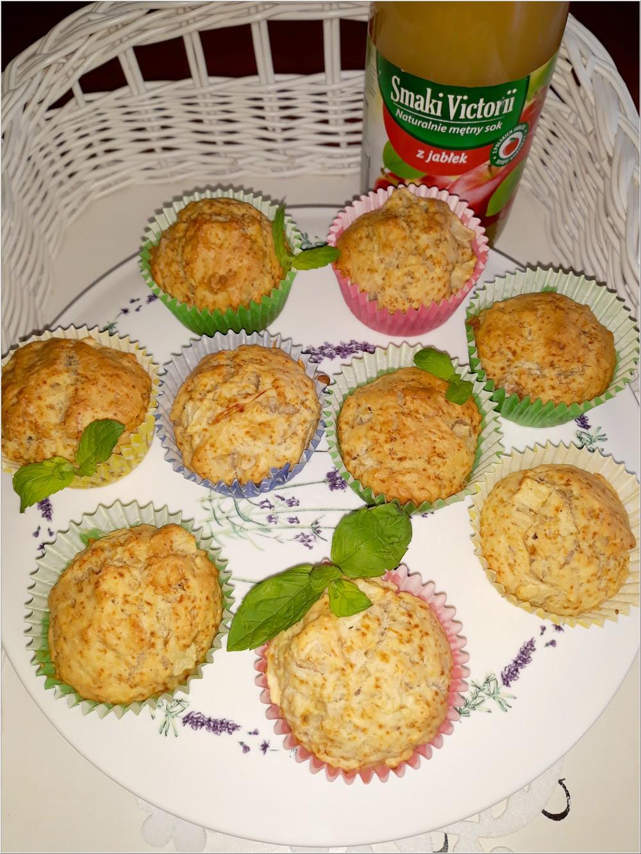 Aromatyczne babeczki na soku jabłkowym (w lżejszej bezmlecznej wersji) (4)