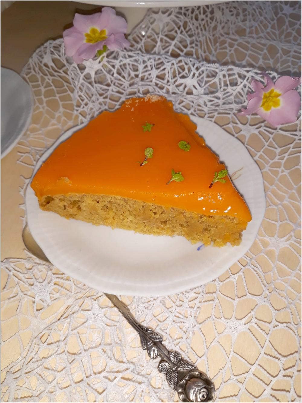 Ciasto marchewkowo-jabłkowe z kremem marchewkowym (3)