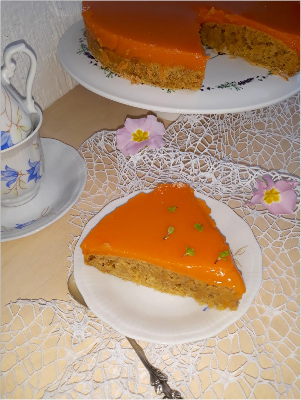 Ciasto marchewkowo-jabłkowe z kremem marchewkowym (4)