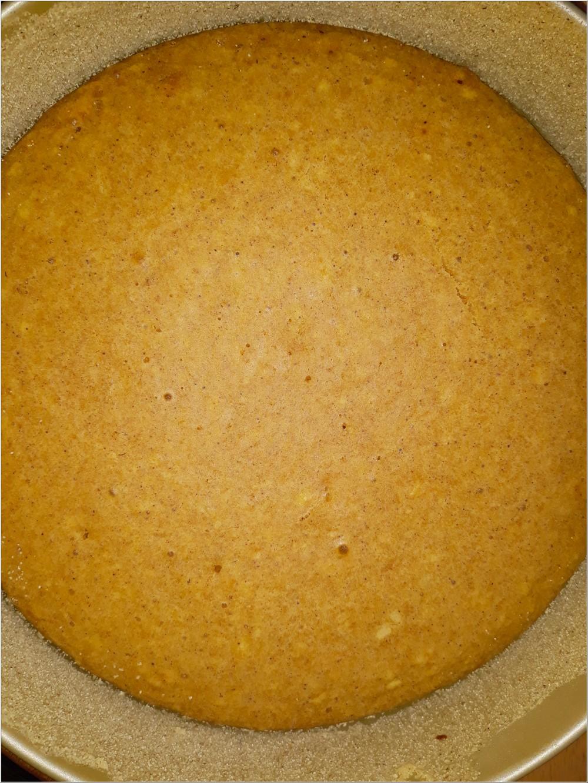Ciasto marchewkowo-jabłkowe z kremem marchewkowym (5)