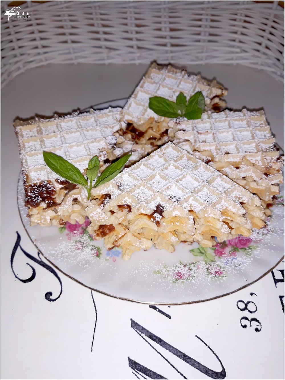 Kakaowe wafelki (z podpłomyków) (3)