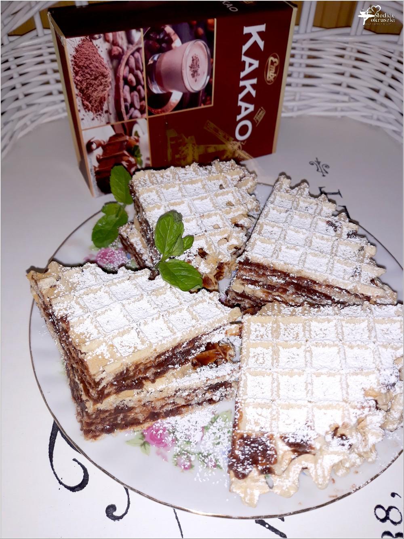 Kakaowe wafelki (z podpłomyków) (4)