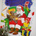 Kolorowe Boże Narodzenie. Idą Święta. Wyd. AWM