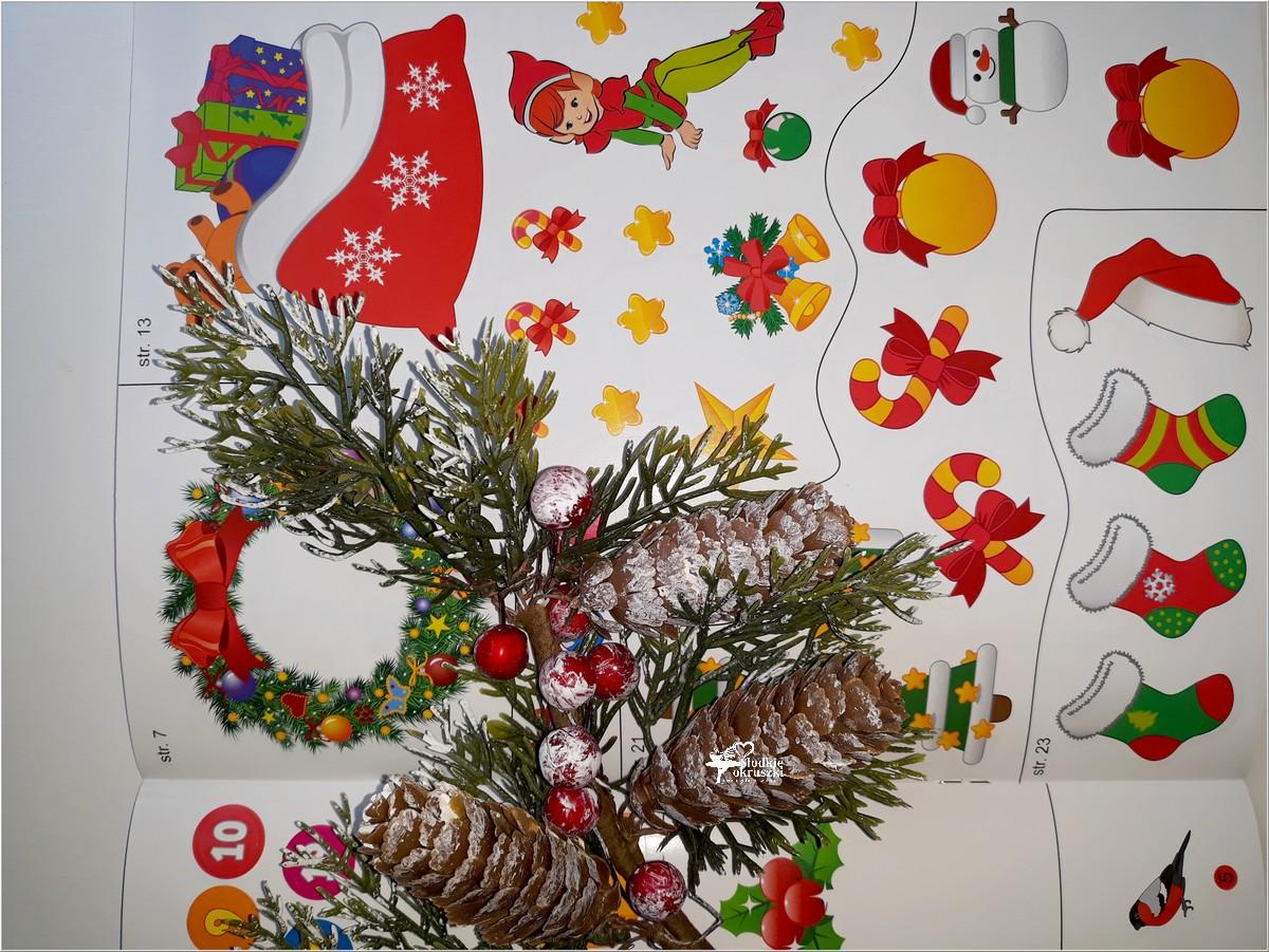 Kolorowe Boże Narodzenie. Idą Święta. Wyd. AWM (2)