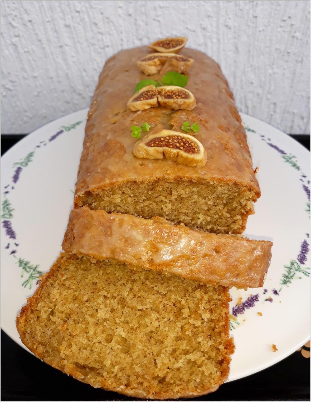 Korzenne ciasto pomarańczowe (1)