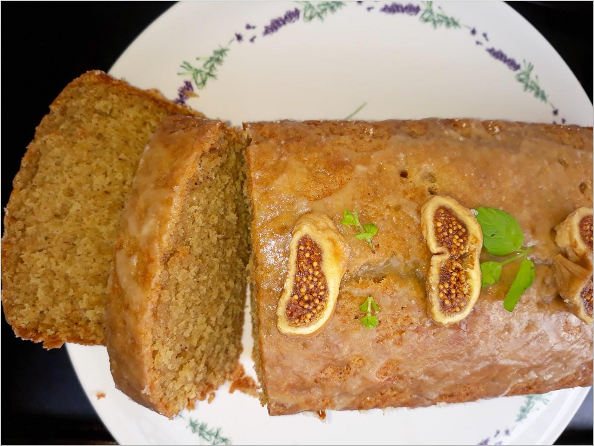 Korzenne ciasto pomarańczowe (2)