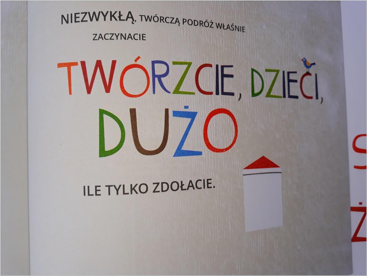 Książka dla dzieci. Cztery sekrety poznania liter i nut. Wyd. TADAM (2)